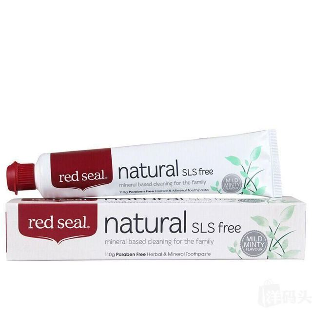 NewZealand Natural SLS free effective Toothpaste 2PCS, Mild minty taste, antibacterial action protect gums, Fights plaque decay