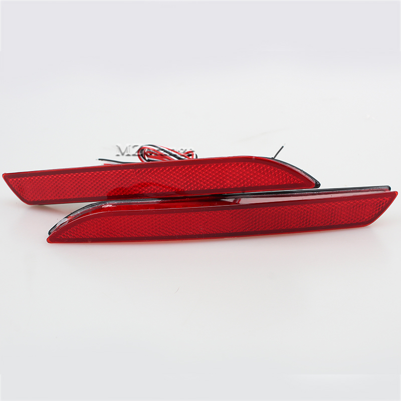 Aliexpress.com : Buy MZORANGE 2PCS LED Rear Bumper Lamp
