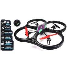 WLtoys V666 5.8G FPV RC Quadcopter 2.4 GHZ RC Quadcopter avec HD Caméra RTF