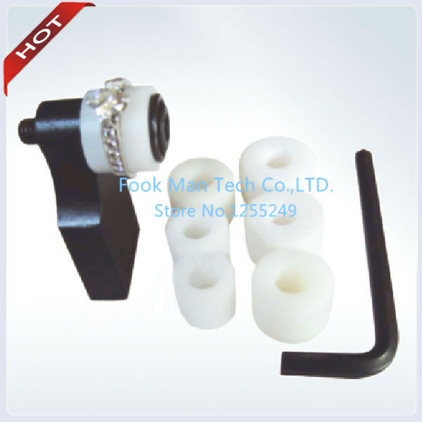 FREE SHIPPING Jewelry Making tools Ring Setter Clamp 1pc/lot WITH 6pcs ring holder tool kit