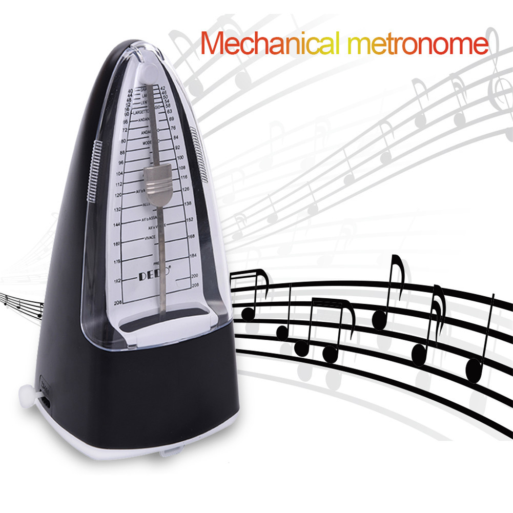 2017 High Quality Hot Sale Mechanical Metronome For Piano Guitar Bass Violin And Other More Musical Instruments 40-210 BMP hot sale mechanical shear blades for shearing machine