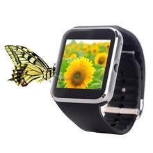 1,54 «IPS HD Bluetooth Smart Uhren für ISO Android Phone mit Pulsmesser Kamera Pedometer Gesundheit Metall Smartwatch K68