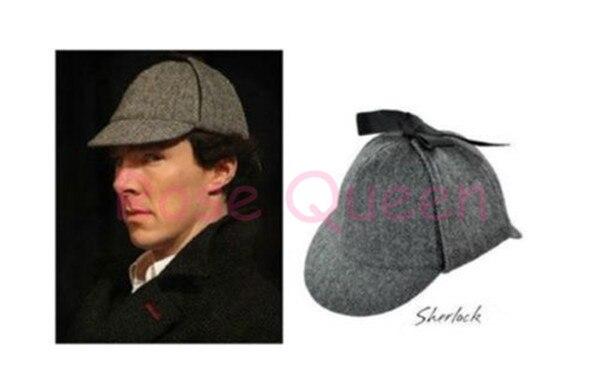 new high quality fashion cap detective sherlock