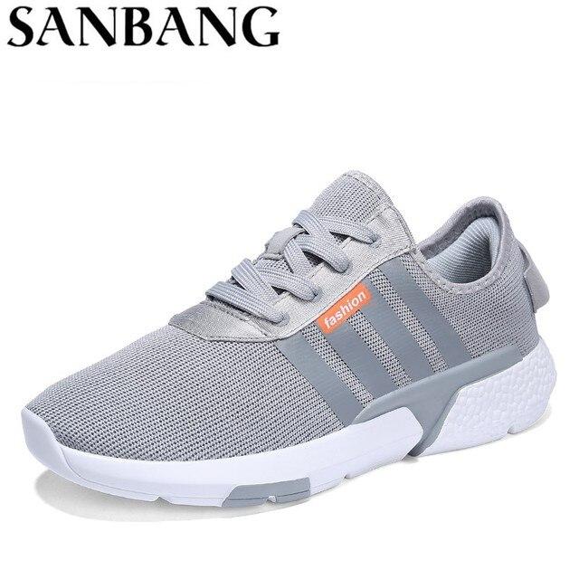 100% authentic 86737 382d7 2018 Style Populaire Hommes Chaussures De Tennis En Plein Air Distinctif  Résistant à L usure