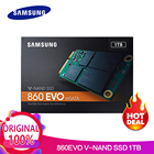 SAMSUNG Internal SSD 860 EVO 250GB 500GB 1TB 2TB 4TB Solid State Disk HD Hard Drive SATA3 2.5 for Laptop Desktop PC