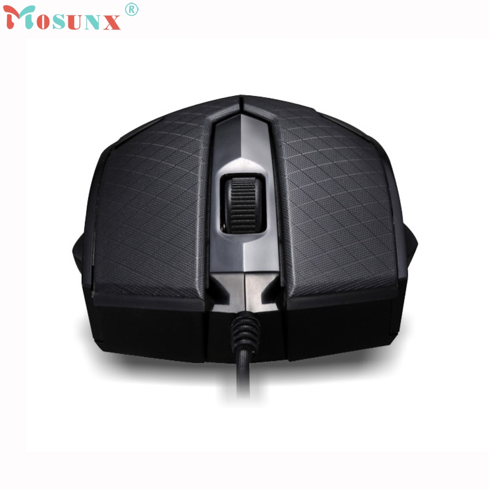 hot New 3 buttons 1200 DPI Wired Mice Mouse For Laptop PC Wholesale price Aug19 hh33