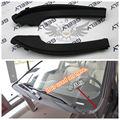 Geely Emgrand 7 EC7 EC715 EC718 EC7-RV EC715-RV, лобовое стекло Автомобиля дефлектор, Вентиляции крышка боковая отделка панели, оригинальный части автомобиля
