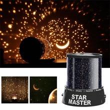 Lampe de projecteur despace ciel étoilé, lumière de la nuit ciel magique étoile de lune planète, projecteur despace lampe décorative pour amoureux cadeau pour les enfants