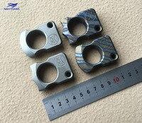 NIGHTHAWK Frankart SFK single finger ring TC4 Titanium outdoor Buckle Survival EDC Knuck knuckles Multi tools