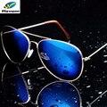DIGUYAO óculos de sol женщина для 2016 Женщины солнцезащитные Очки Металл Пилота Марка Солнцезащитных Очков Анти-Светоотражающие óculos ciclismo спорт мужчины