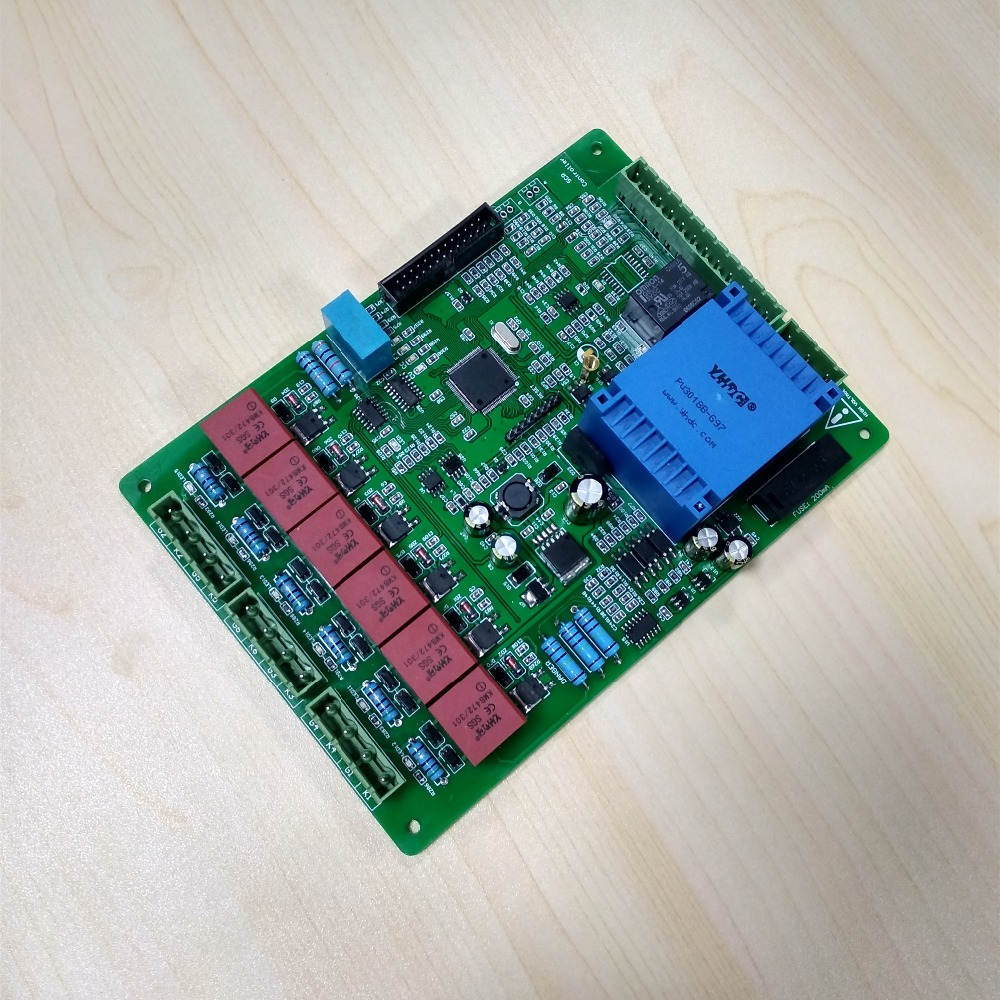 hight resolution of aliexpress com buy st20 scr firing control board 3 phase for heating machinery controller