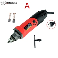 480W Dremel Engraver Accessories Regulating Speed Drill Power Tools Drill Lectric Grinder Multi Functional Rotary