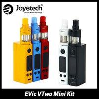 Original Joyetech EVic VTwo Mini Kit Electronic Cigarette Vaping Kit With Cubis Pro Tank Vs VTWO