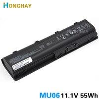 MU06 10 8V 55WH Original Laptop Battery For HP Pavilion G4 G6 G7 CQ42 CQ32 G42