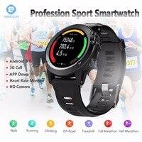 SMARTELIFE 3 그램 안드로이드 실행 스마트 시계 카메라 심장 박동 GPS