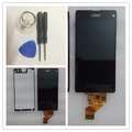 For Sony Xperia Z1 Mini D5503 Z1 Compact LCD Screen Display With Touch Screen Digitizer +Tools + Sticker Free shipping
