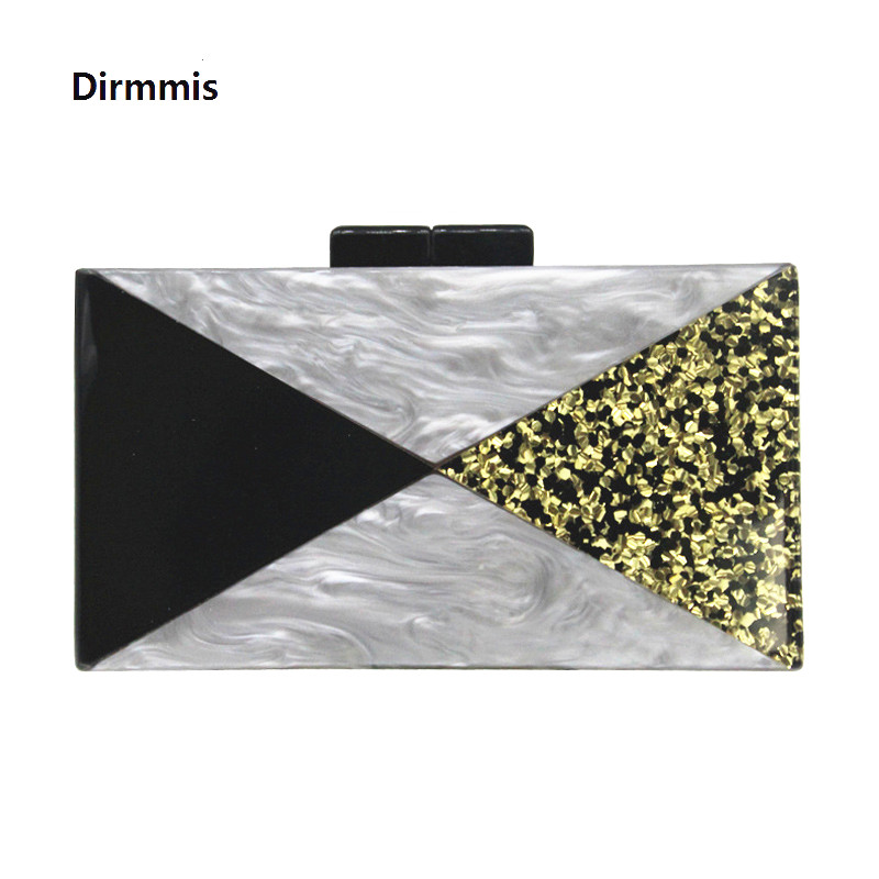 2018 New Clutch Evening bags Acrylic Women messenger bags Brand Fashion Wallet Elegant Shoulder bag Stylish Sequins Party Clutch new 2017 women messenger bag brand fashion elegant acrylic eye eveng bag woman party prom shoulder bags cartoon patchwork clutch