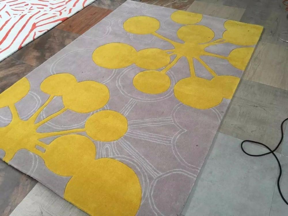 Nouveauté tapis pour salon tapis acrylique moderne tapis pour maison tapis grand
