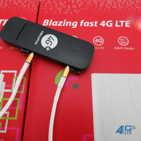 Original Unlocked HUAWEI E3372 M150-2 LTE FDD 150Mbps 4G LTE Modem Support LTE FDD 800/900/1800/2100/+4G crc9 49DBI Dual Antenna 4g lte modem for sms sending receiving open tcp ip sim7100 4g modem support at command