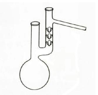 Chaetic Glass distillation flask ROUND Bottom Lab Glassware mirna rahmah lubis desalination using vapor compression distillation