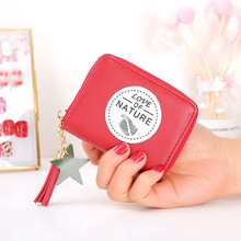 Купить с кэшбэком New PU Leather Women Wallets Female Small Coin Purse Luxury Short Women Wallets Pocket mini Portefeuille Femme for Girls Clutch