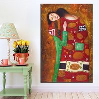 Large sizes NO-934 Classic Portrait Wall painting canvas for wall art decoration oil painting wall painting picture No framed