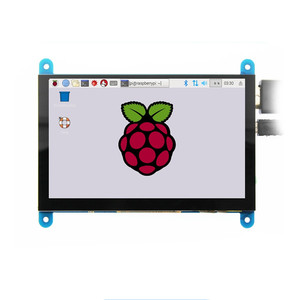 Image 2 - New 5 inch 800x480 USB HDMI Touch Screen LCD Display Monitor For Raspberry Pi