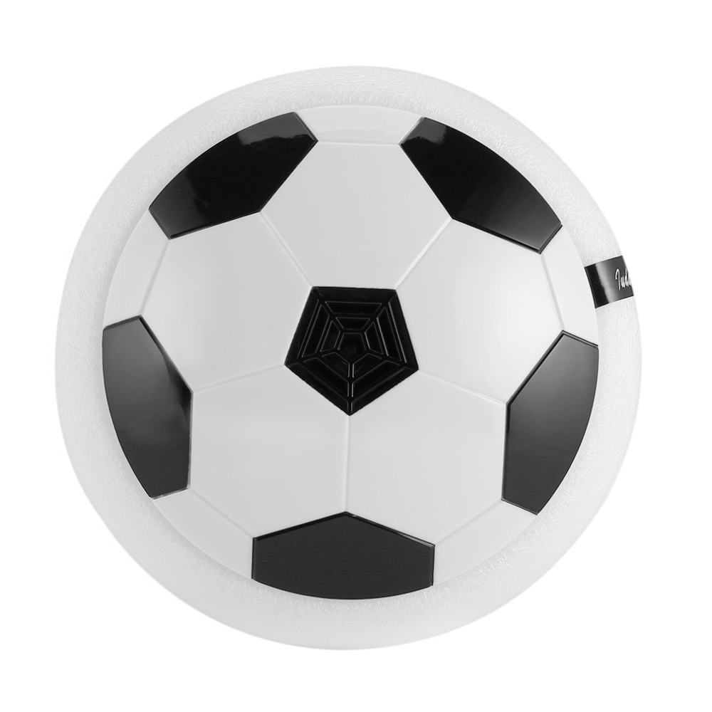 Hover Ball Led Light Flashing Football Air Power Soccer Disc Indoor Football Toy Hovering Gliding Toy Children Gift