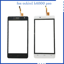 Сенсорный экран для OUKITEL K4000 Pro, оригинальная стеклянная панель, дигитайзер в сборе, замена сенсорного экрана, запчасти для телефонов, Протестировано на