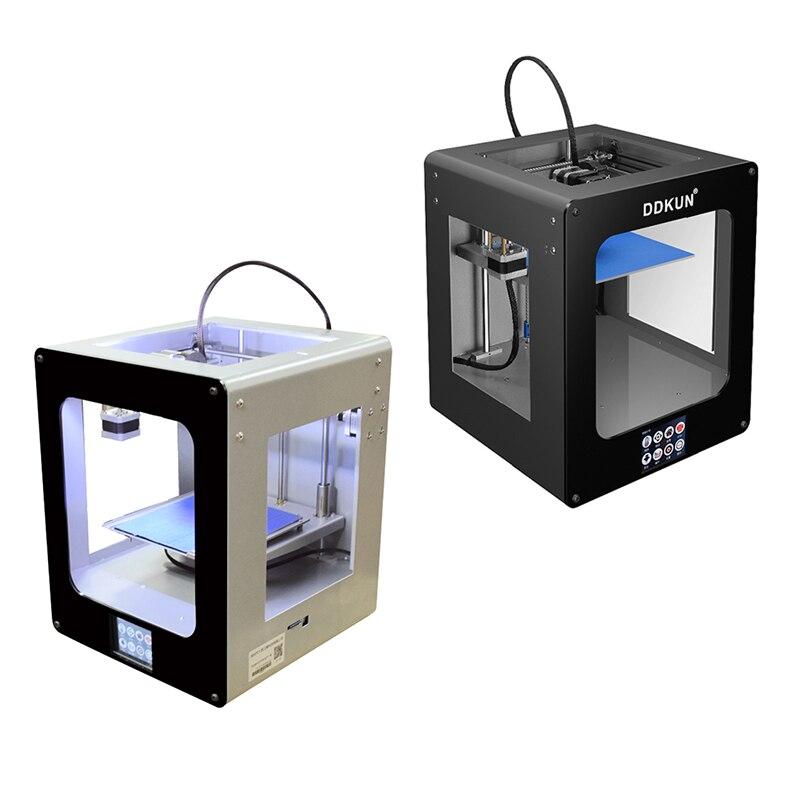 160 160 180mm Printing Size FDM 3d Printer Full Metal Frame Lattice Platform Desktop Diy Kit