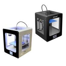 160*160*180 мм размер печати FDM 3d принтер Полный металлический каркас решетки платформа Настольный Diy комплект Stampante 3d Impresora Drucker