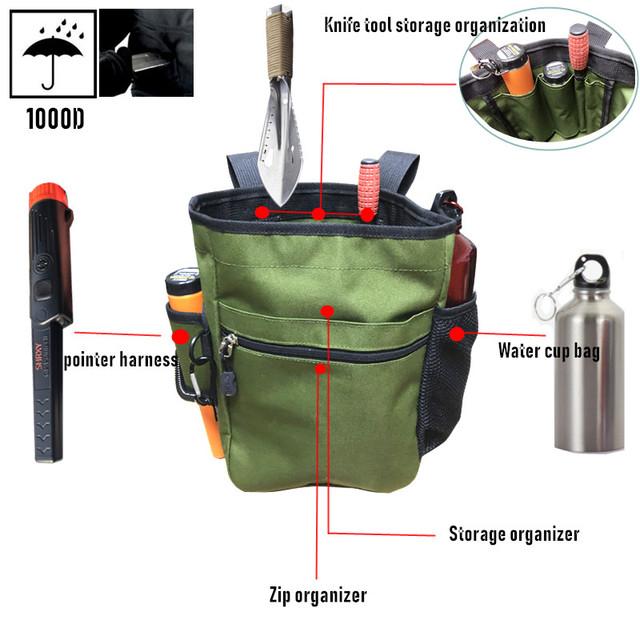 Metal Detector Finds Bag Multi-purpose