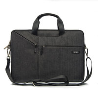 WIWU Laptop Bag 11 12 13 14 15 Inch Nylon Notebook Bag For MacBook Pro 15