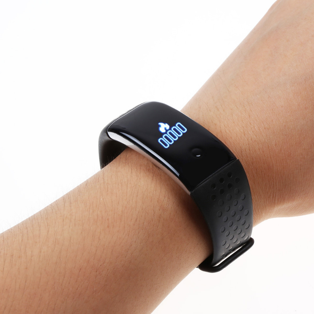 Wrist watches with vibrating alarms