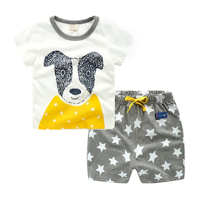 80-120 см одежда для малышей Обувь для мальчиков комплект летней одежды Детская Костюмы  ...