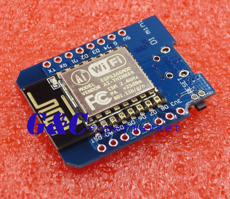 ESP8266 ESP-12 ESP12 WeMos D1 Mini WIFI Dev Kit Development Board NodeMCU Lua