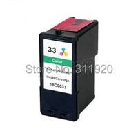 1 XColor Ink Cartridge For Lexmark 33 X3350 X5250 X5270 X5470 X7170 X7350