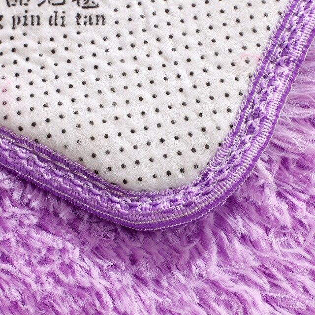 50*80 cm/19.68 * 31.49in bath mat anti-slip Solido bagno di Casa bagno tappeti tappeto