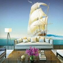 цена на papel de parede 3D Continental capsize TV backdrop wallpaper wallpaper bedroom living room sofa backdrop 3D wallpaper