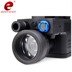 Image 5 - Element Airsoft Taktische Taschenlampe ELLM01 Rot IR Laser Infrarot Licht Laterne Für Jagd Gun Waffen Licht EX 214