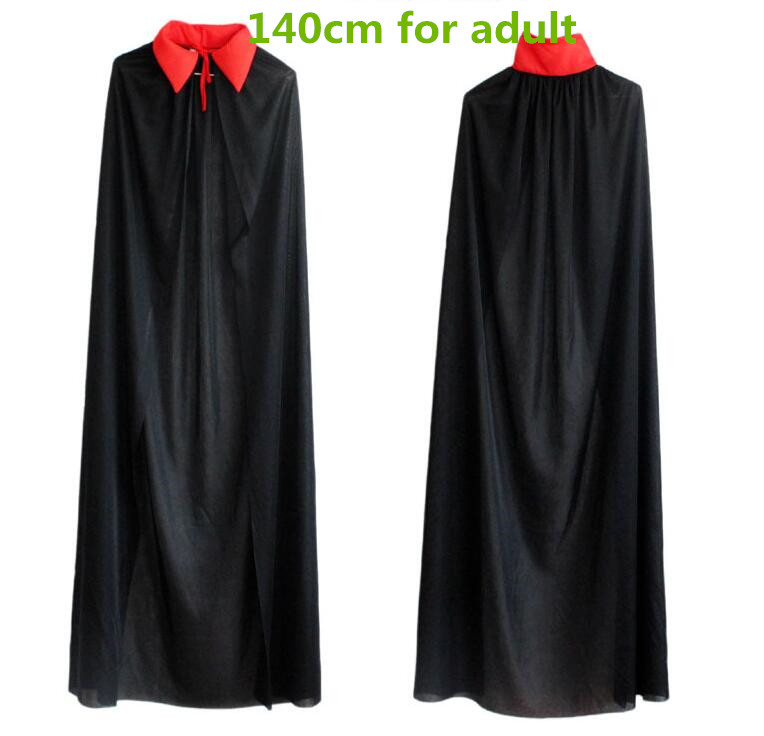 Unisex Cosplay Death Hoody Cloak Vampire Witch Gothic Cape Halloween Fantasia Fancy Carnival  Halloween Costumes for men women