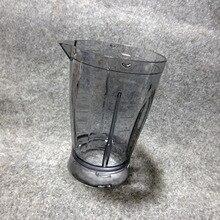 100% ใหม่ Original Product เครื่องปั่นถ้วยถ้วยเหมาะสำหรับ Philips HR2870 HR2850 HR2872 HR2874 HR2875 HR2876