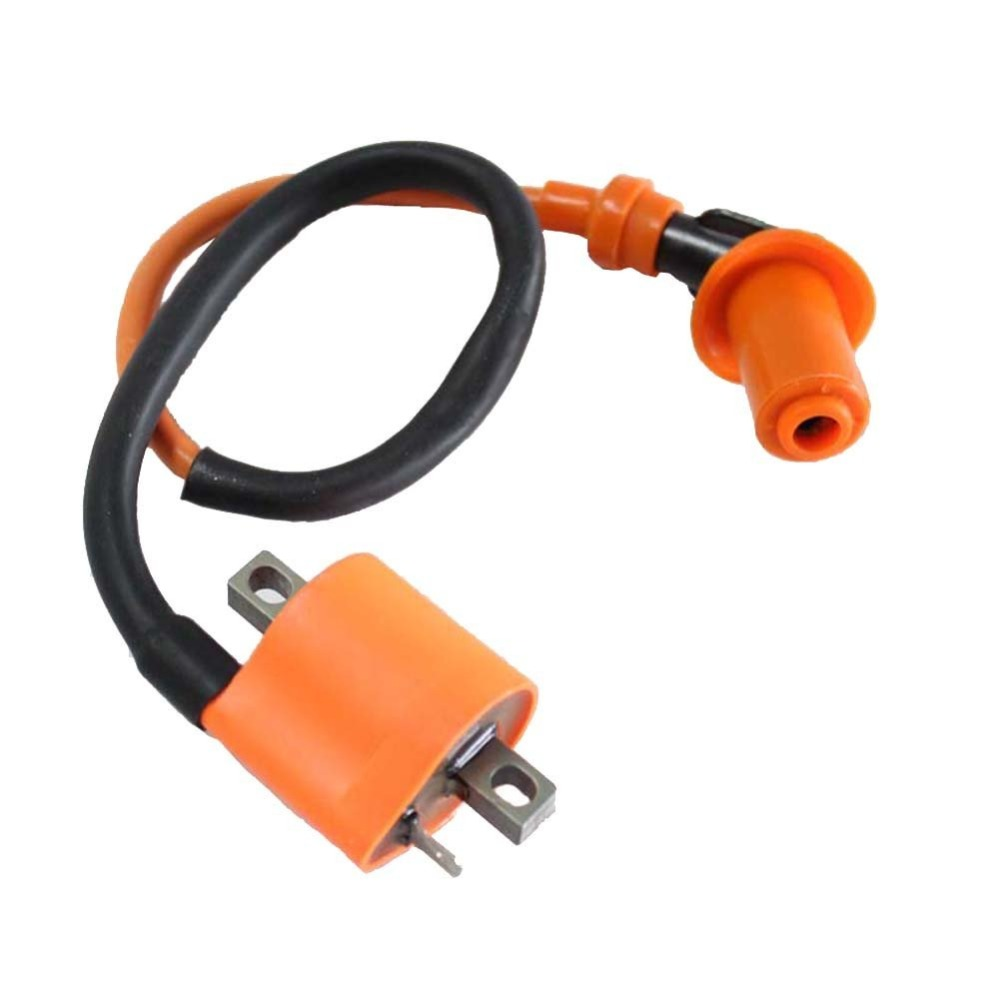 Performance Racing Ignition Coil For Yamaha Pw50 Pw80 Motorcycle Wiring Dirt Pit Bike All Years New 8z1096 In From Automobiles Motorcycles On
