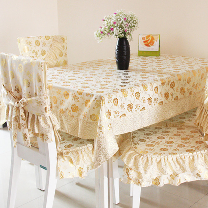 Dining Table Cloth Chair Covers Mat Set Round Tablecloth Fashion Rustic In Tablecloths From Home Garden On Aliexpress