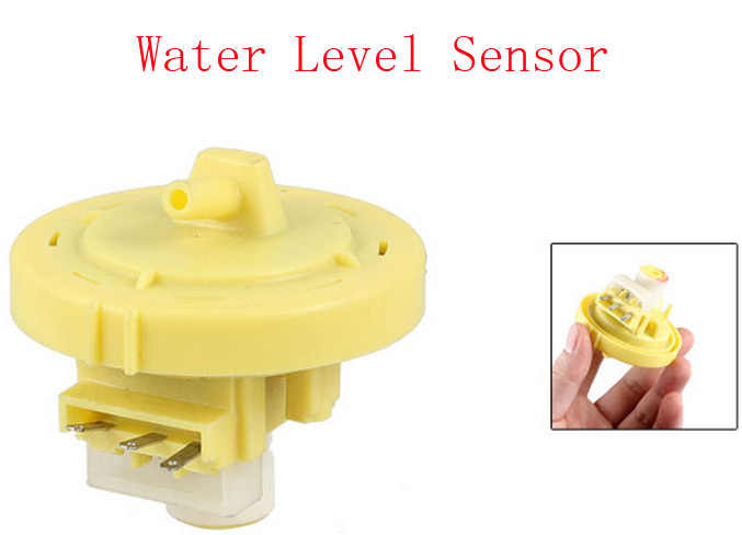 Water Level Control Sensor Switch for Samsung Washing Machine 3pcs