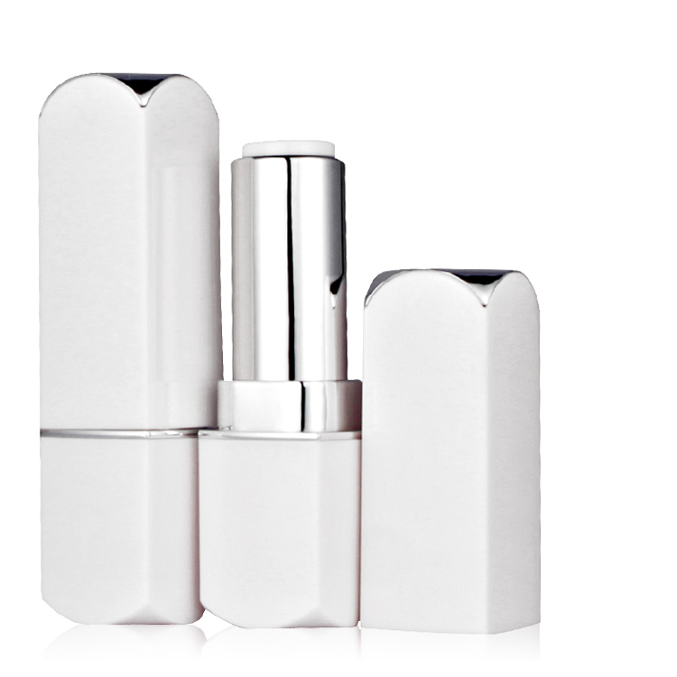 Beauty & Health Skin Care Tools 10/20/50/80pcs Arc Empty Lipstick Tube Elegant Square Diy Lip Balm Pipe Shell Plastic Lip Gloss Bottle White Cosmetic Container Sophisticated Technologies