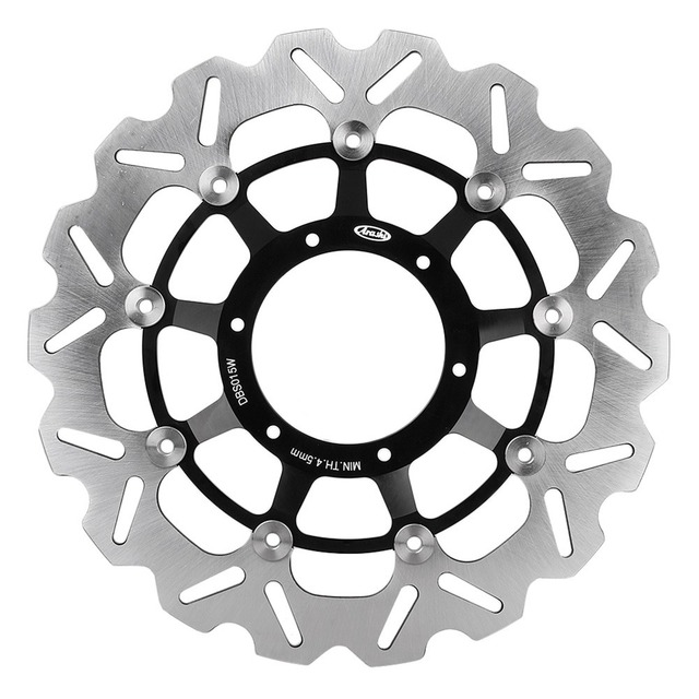 Motorbike Front Rear Brake Disc Rotors Set For Honda CBR 600RR ABS 2009 2010 2011 2012 2013 2014 2015 & CBR1000RR 2004 2005