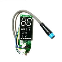 Novo adaptador de painel bluetooth placa circuito scooter elétrico peças com capa para xiaomi m365 pro xd88|Peças e acessórios p/ scooter| |  -