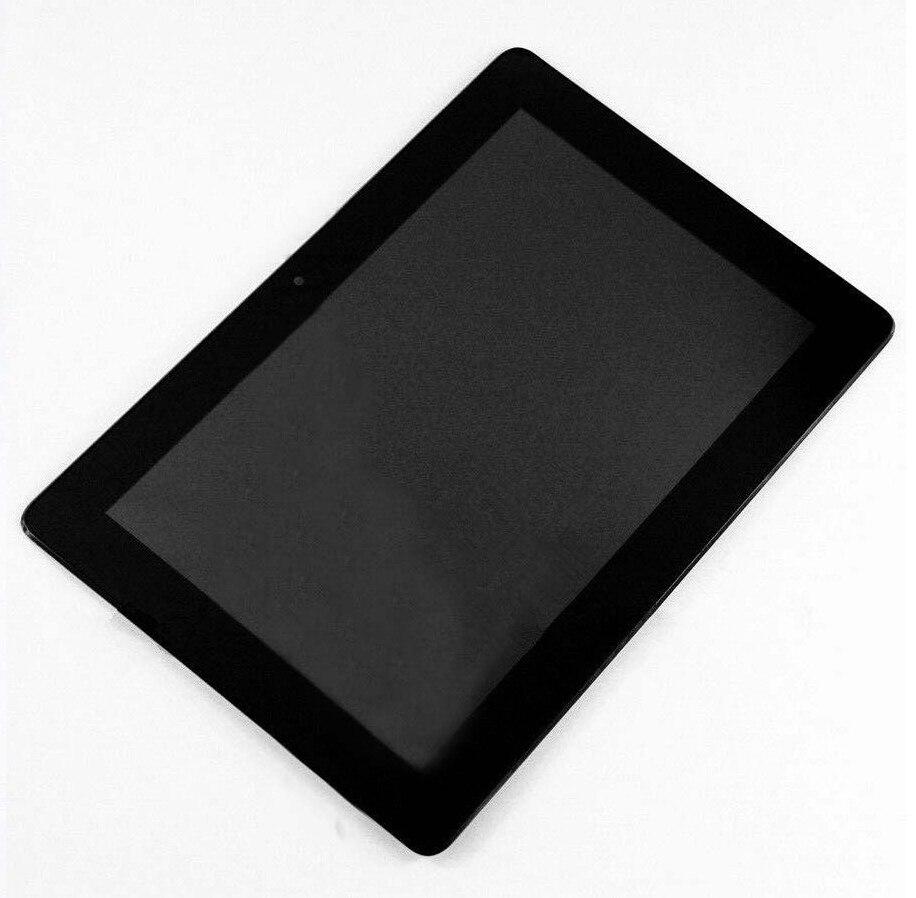 JA-DA5490NB 10.1 ''pouces LCD assemblée d'affichage avec écran tactile cadre pour ASUS Transformer Book T100TA T100T T100 Verre Moniteur