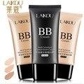 LAIKOU Natural BB Cream Foundation Rosto Branqueamento Protetor Solar Corretivo Base de Maquiagem Isolamento Hidratante Corporal Bálsamo Defeito